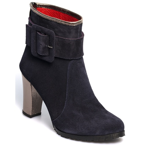 experience ankle boot marine