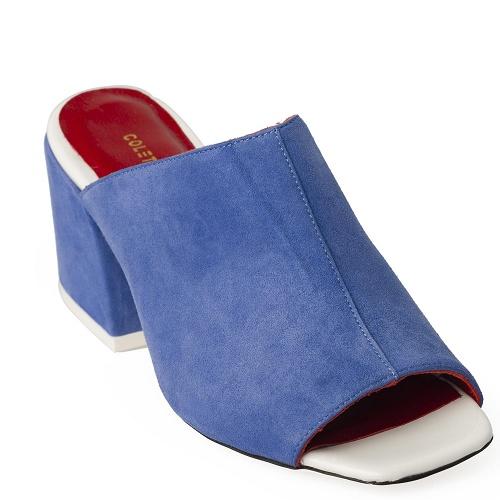 joo yon slip on shoe blue