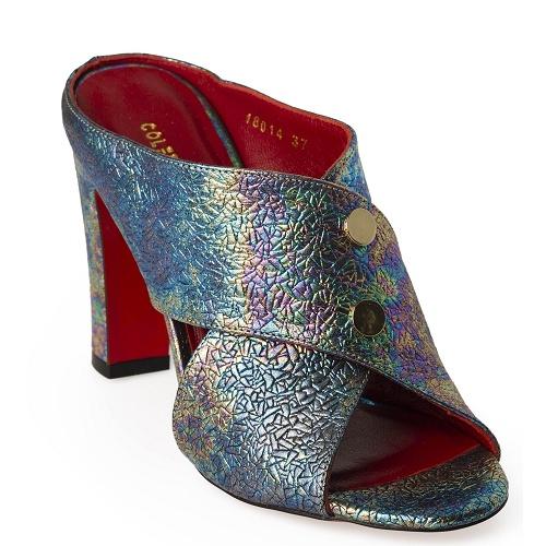 karin slip on shoe multicolor