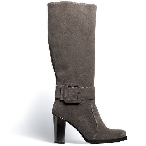 experience long boot grey