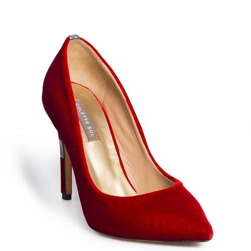 conscious pump high red velvet