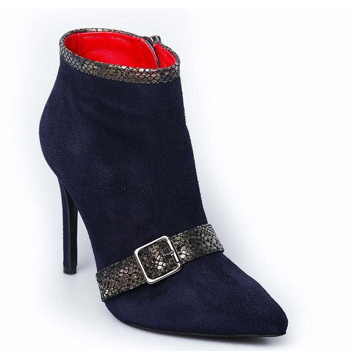 respect glamour boot blue